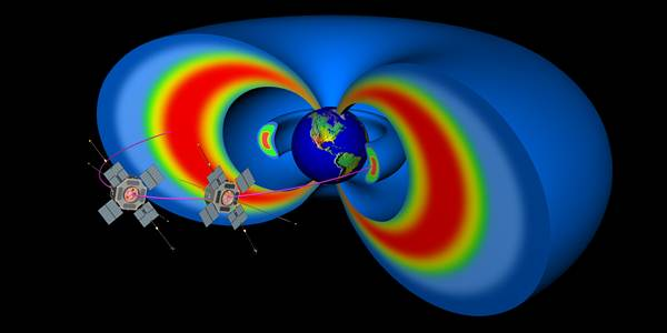 New satellite to study space weather