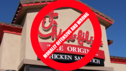 "Chick-Fil-A is considering banning anyone who ""can't figure out their gender"""